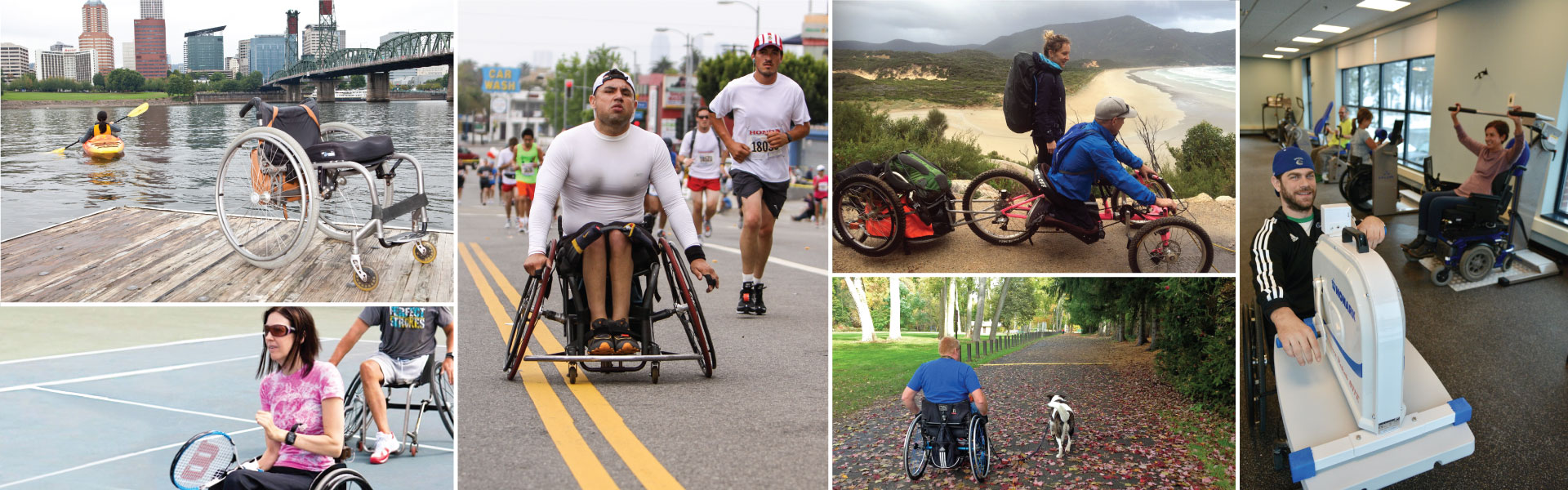 Spinal Cord Injury physical activities